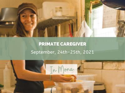 Primate caregiver course